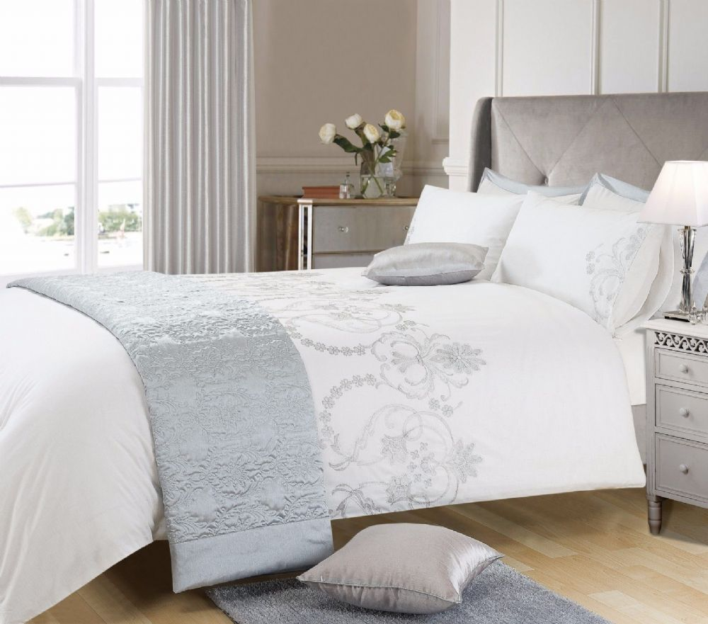 cream sofa throws camping spots sofala nsw white grey silver colour stylish embroidered duvet cover ...